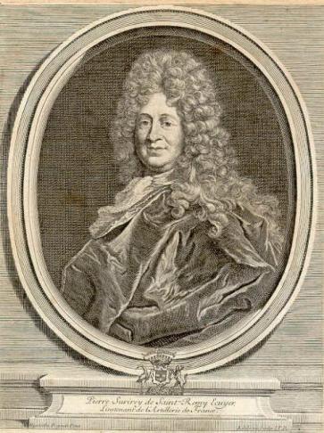 Pierre SURIREY de SAINT REMY