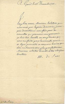 lettre M de Saxe 4
