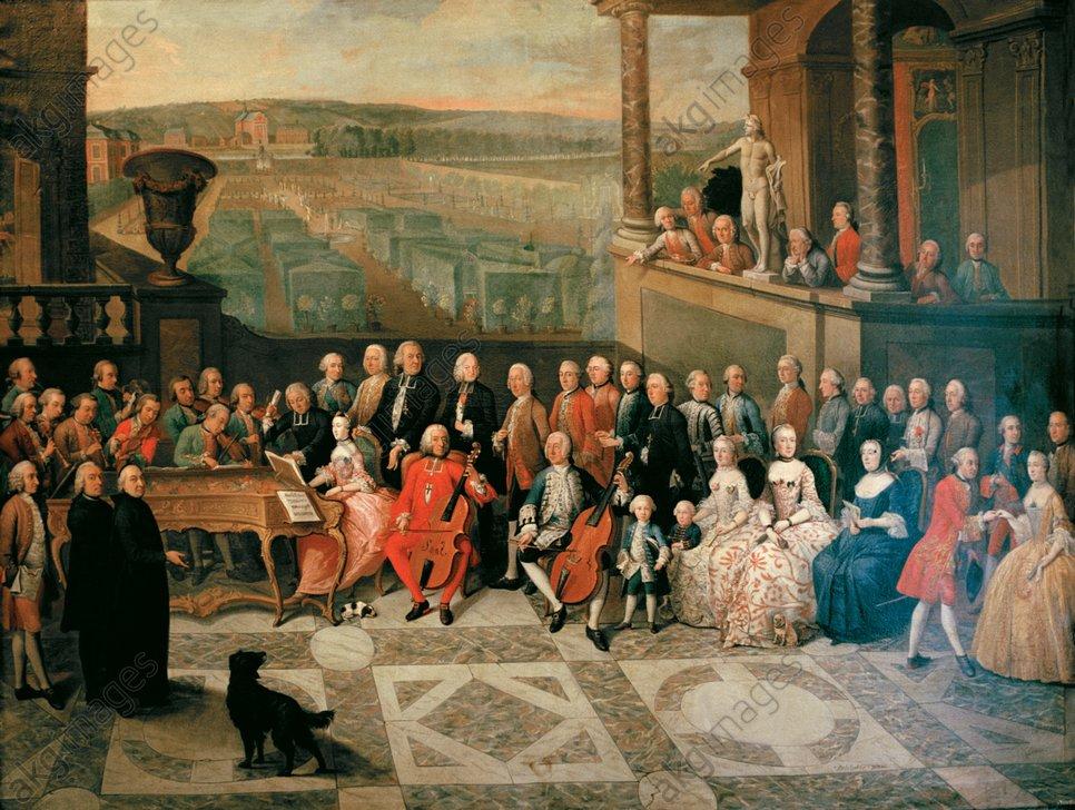 Concert liege 1753