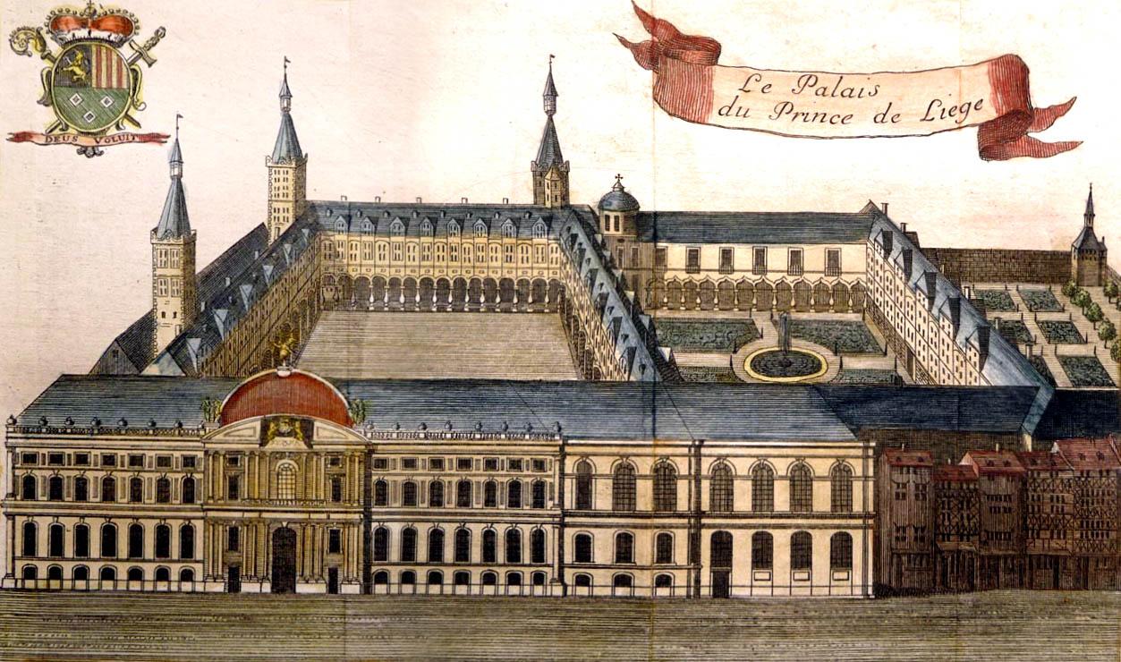 Palais 1743 liege